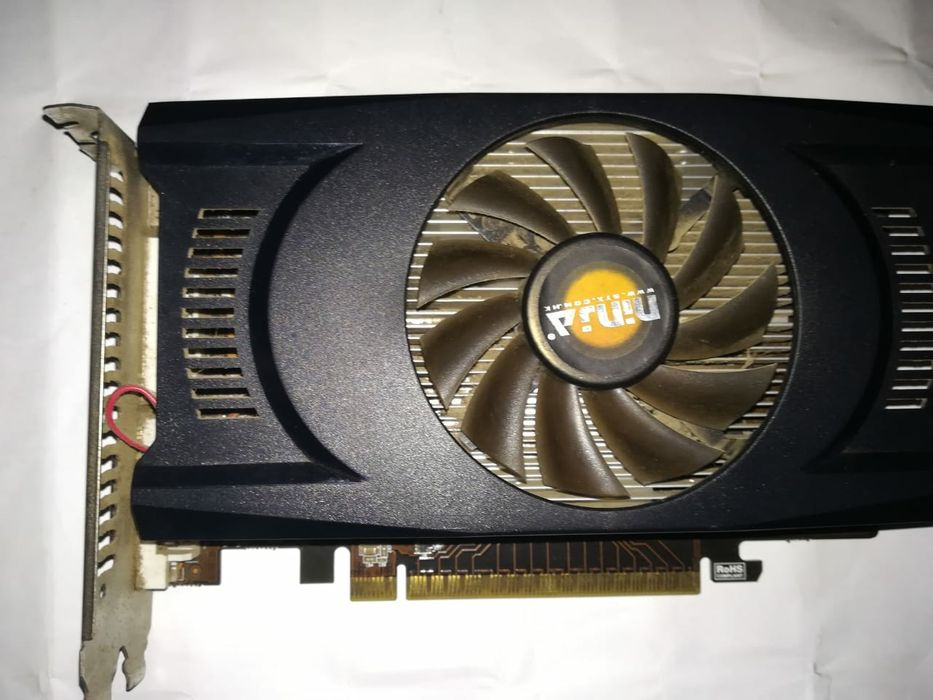 Nvidia GeForce GTX 650 1Gb