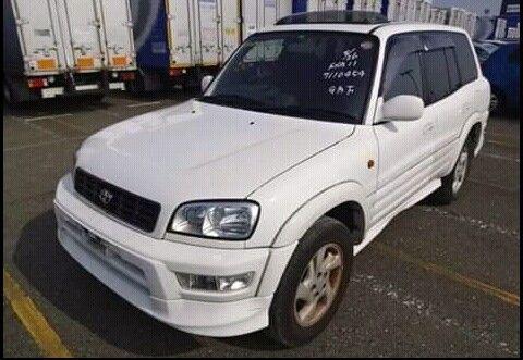 Toyota rav4 familiar ocasião
