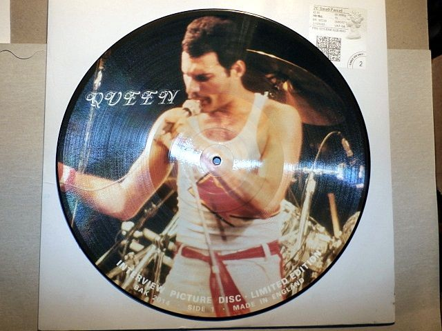 Lp-Vinyl-грамофонни плочи - QUEEN / GREAT WHITE / WASP - Picture Disc