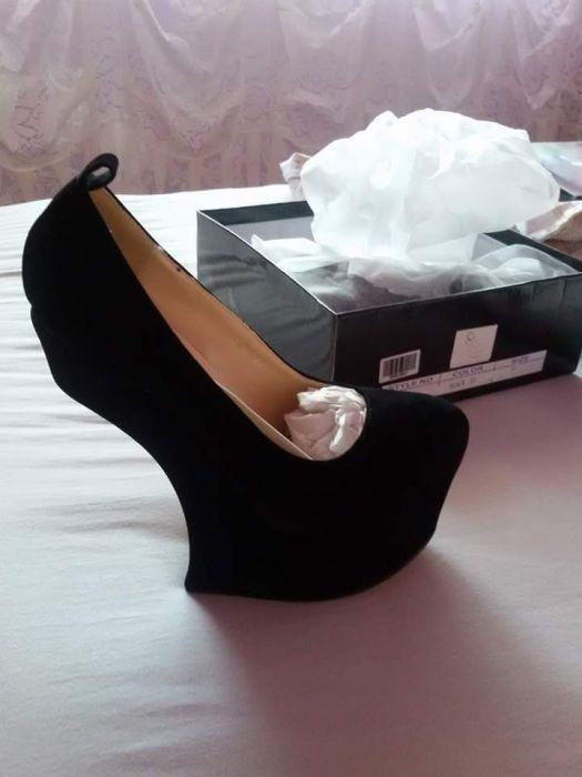 Pantofi / Botine tip Lady Gaga