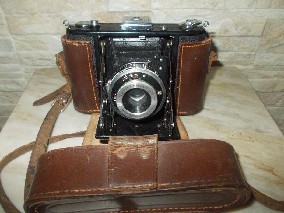фотоапарат zeiss ikon Nettar