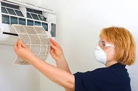 Reparação e montagem de ar condicionado