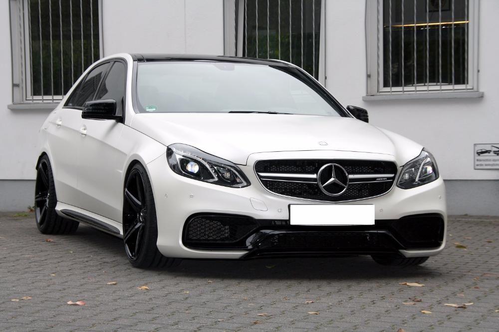 E63 AMG пакет за Mercedes-Benz E-class 13- W212 Facelift