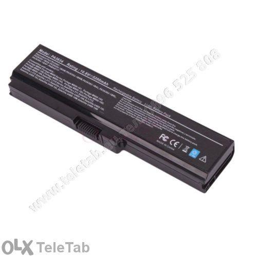 Батерия 5200mah за Toshiba Satellite M300, M305, M500, M505, M800, U40