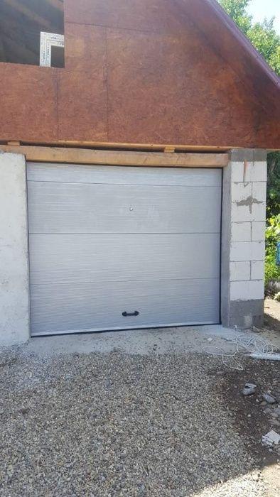 Usi de garaj 2500*2350 Antracit