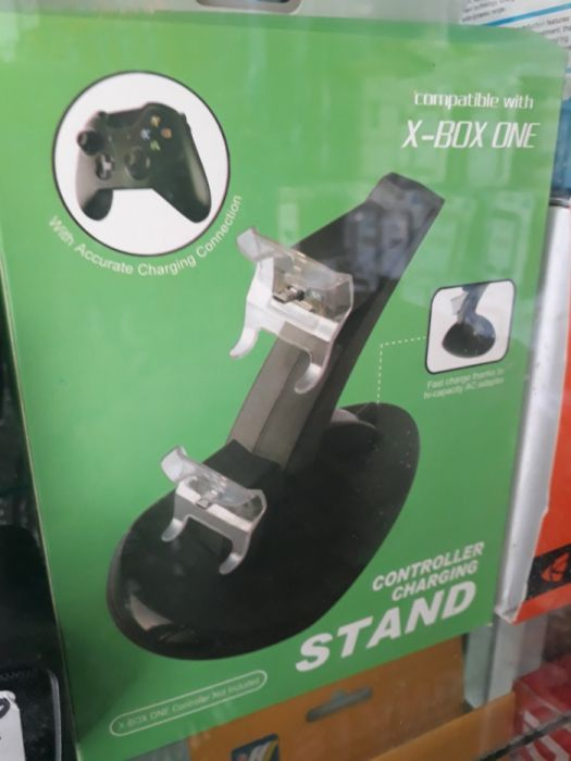 Carregador de joystick de X-BOX ONE