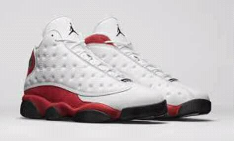 Nike Jordan.