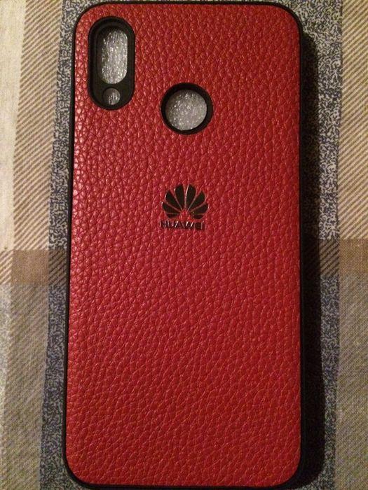 Capa de Leda pra Huawei P20 liti
