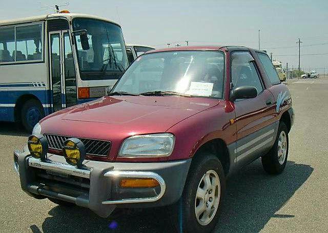 Vende-se Toyota Rav4