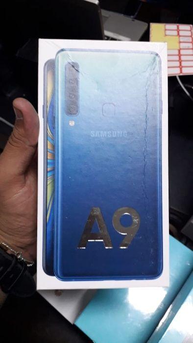 Galaxy A9 novo selado na caixa com 128 gb Bairro Central - imagem 1