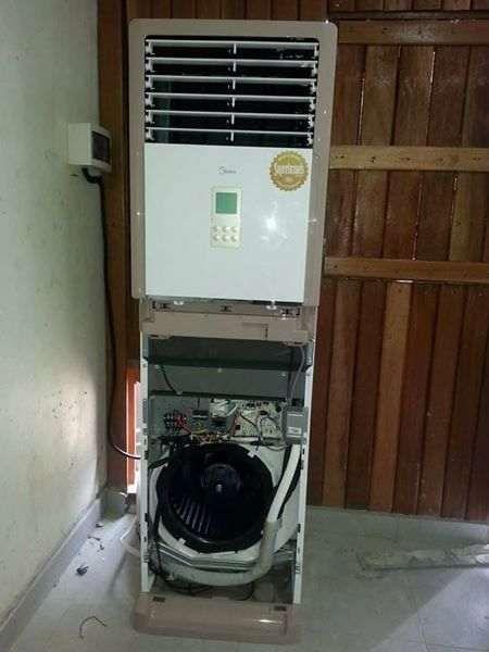 Manutenção, Montagem e Reparação de Ar condicionado