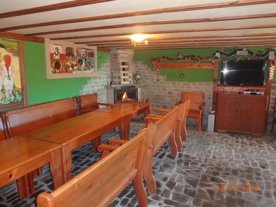 къща за гости в Арбанаси предлага стаи и апартаменти, както и цялостно