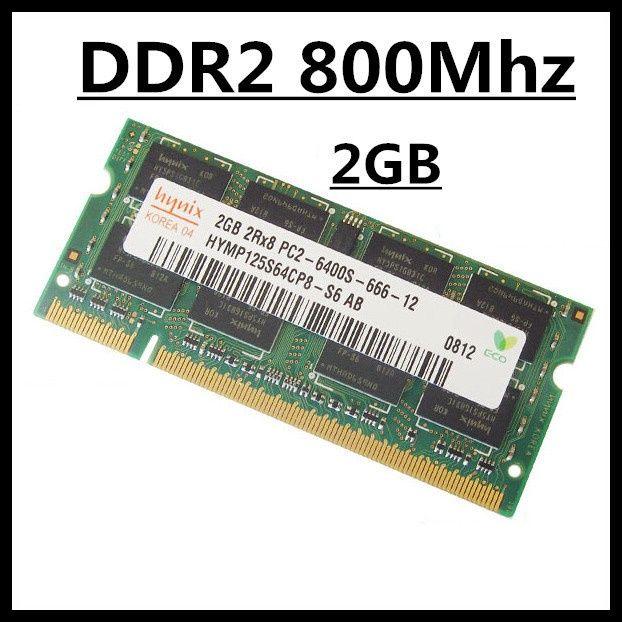 Memorii RAM 2Gb DDR2 800Mhz PC2-6400 DIMM pentru Laptop