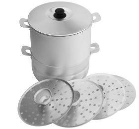 Уред за готвене на пара (мантоварка)