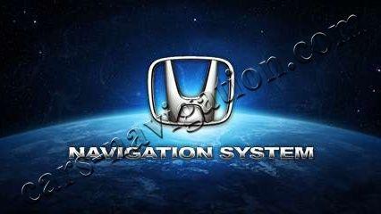Навигация Хонда Honda Legend Легенд Accord Акорд Civic Сивик Insight