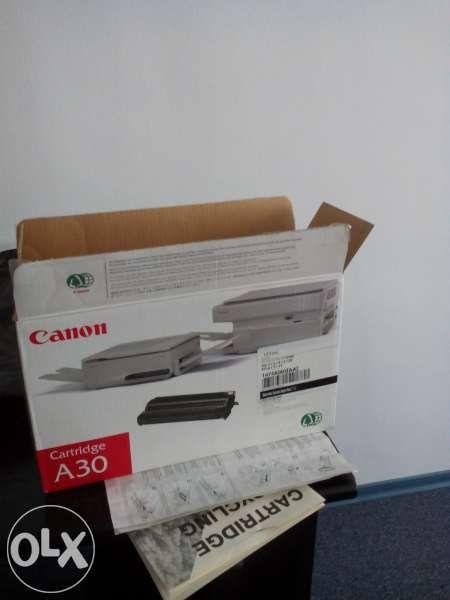 Факс- хартия, телбод и тонер-касета