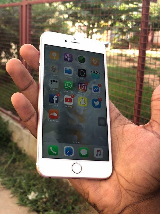 iPhone 6s Plus de 16gb, Gold Rosa