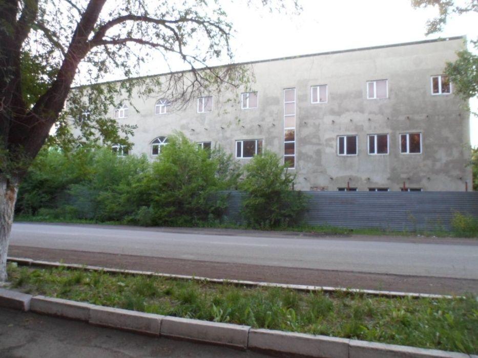Здание СТО в центре города!