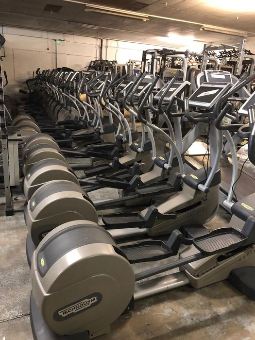 Depozit aparate fitness cardio si forta second hand profesionale