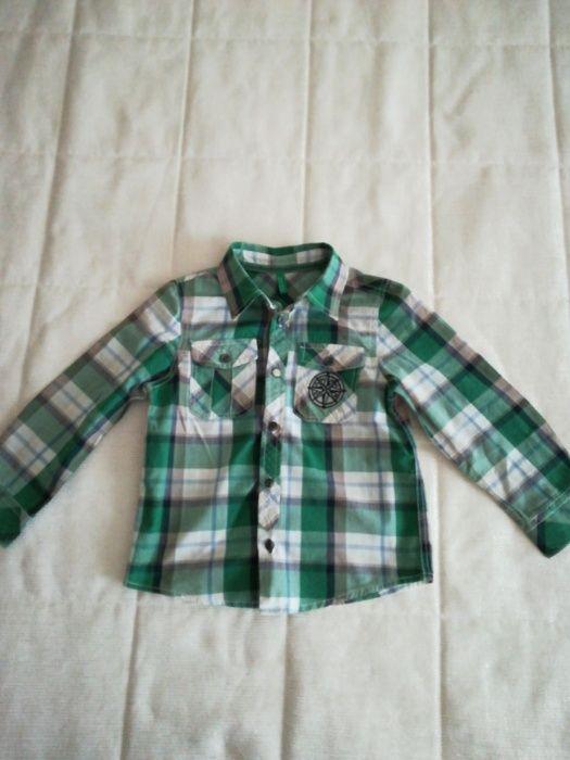 Camisa de menino 4 anos