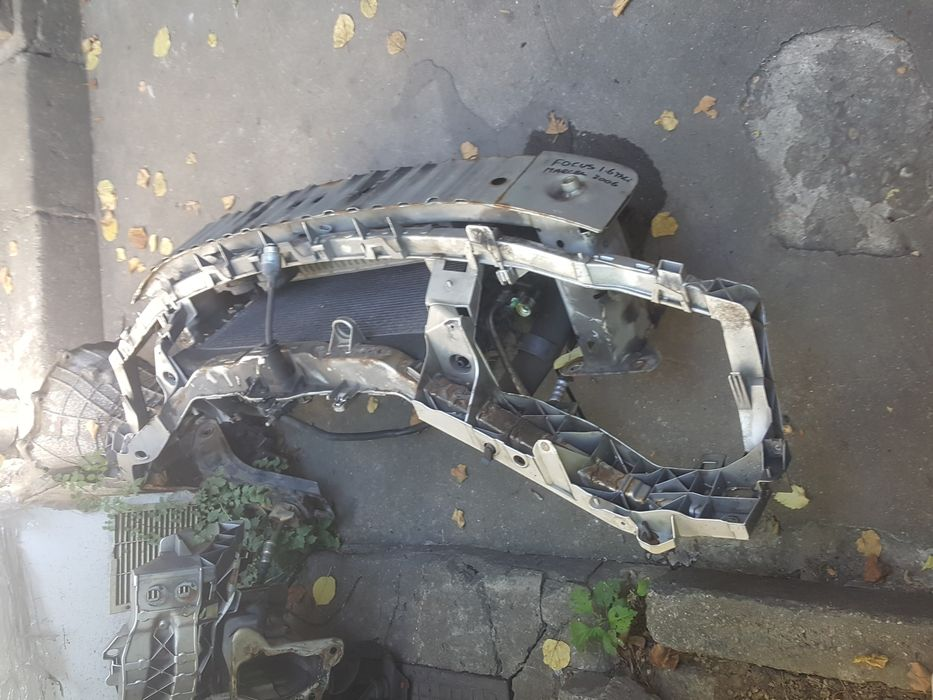 Trager Ford Focus 2,armatura bara, radiator, Ford Focus 2