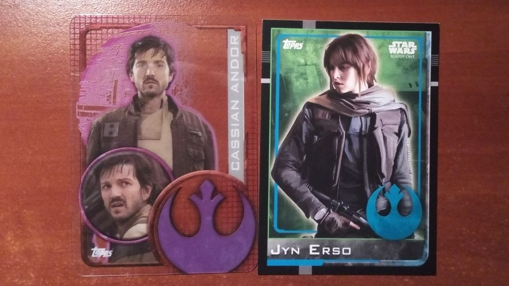 Star Wars-Rogue One-cartonase-Topps-2016