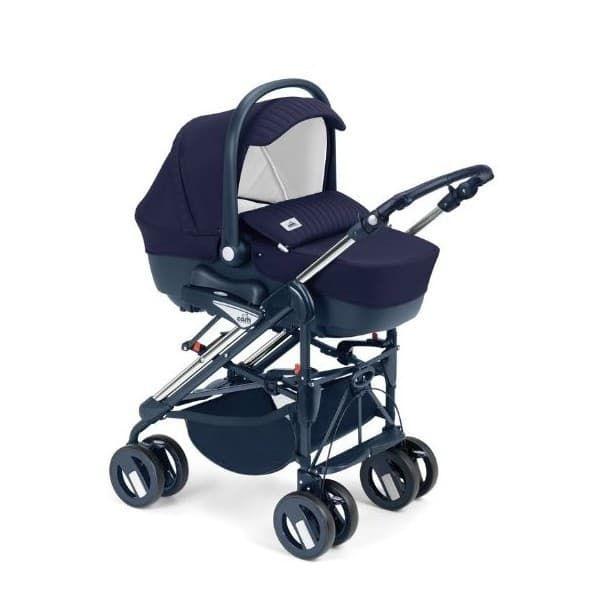 Комбинирана детска количка 3 в 1 COMBI FAMILY