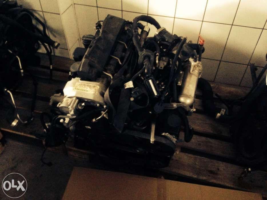 Motor Mercedes E Class W 211 model cu injectoare Delphi 2.2 CDI,BMW X3