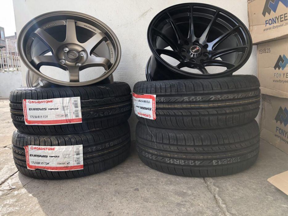 "Jante ""15"" Xxr Ultra Concave & Volk Racing ""Moz_Tyres"""