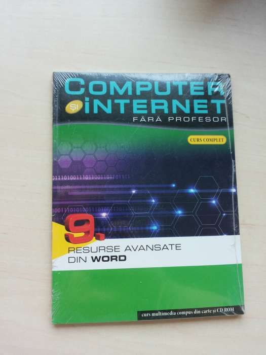 Computer și Internet fără profesor - nr. 9