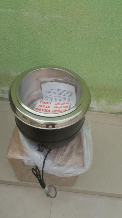 Vende Esta Paneila de Sopa 15Litro novo na Caixa bom Preço Aproveitar
