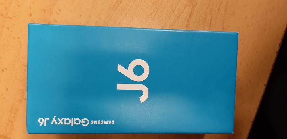 Samsung Galaxy J6 na caixa selada