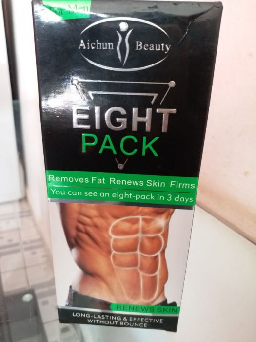 Vendo Eight pack em pomada