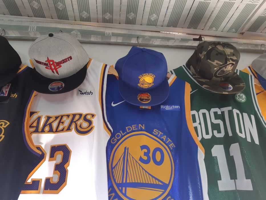 NBA kit original 2018 / 2019