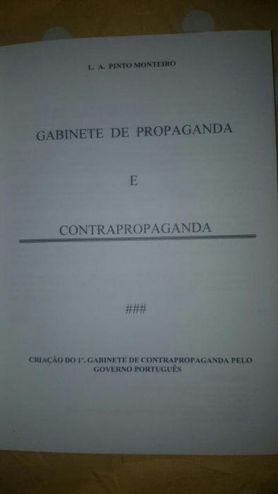 Gabinete de propaganda e Contra Propaganda