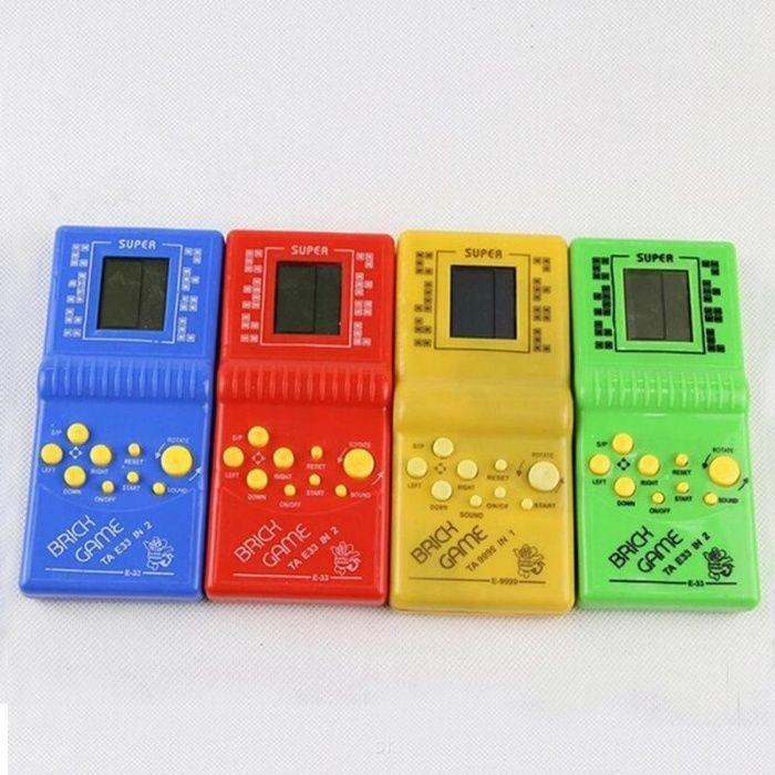 Joc consola Tetris Brick Game cu mai multe joculete/Ideal cadou