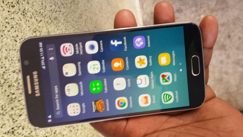 Galaxy S6 normal novo fora da caixa 32 gb