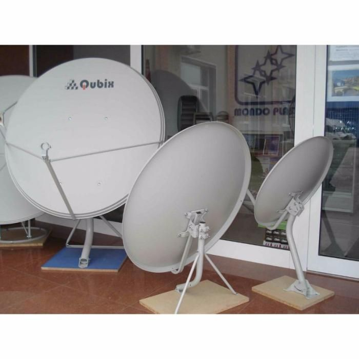 Instalez si reglez antene satelit