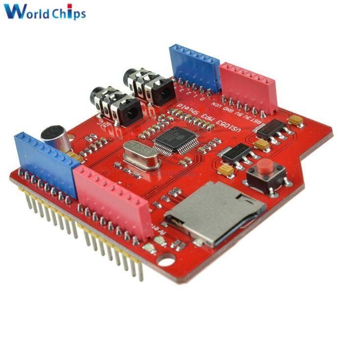 MP3 Decoder VS1053 для Arduino