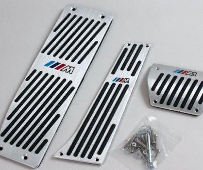 Накладки на педали BMW SCHNITZER АКПП/ МКПП//М Style //HAMANN