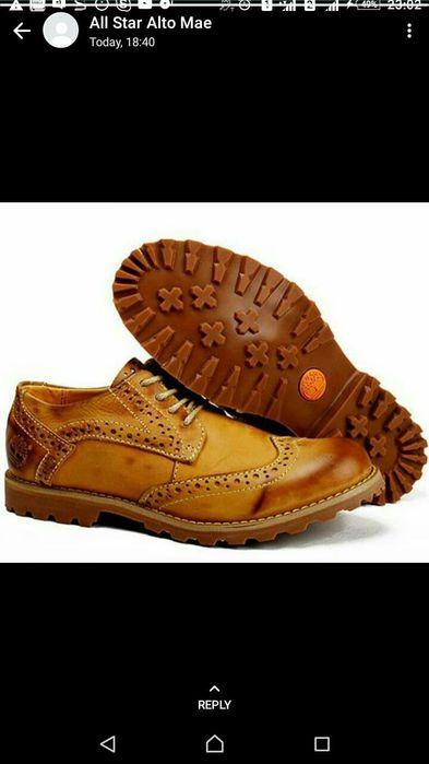 Sapato timber