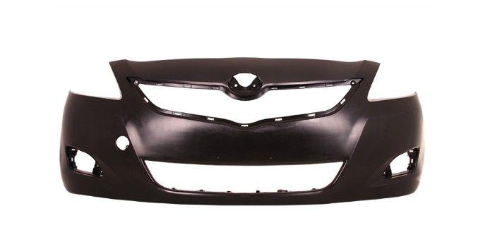 бампер на Toyota Yaris Sedan/Тойота Ярис Седан 07-11