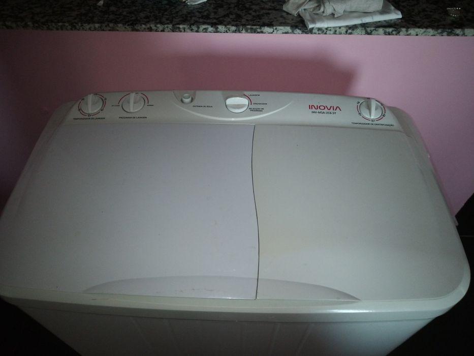 maquina de lavar roupa manual