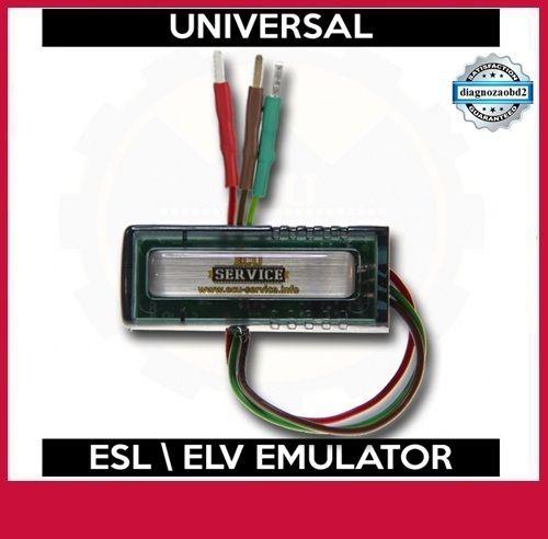 Emulator universal ESL / ELV – Mercedes Sprinter W906, VW Crafter