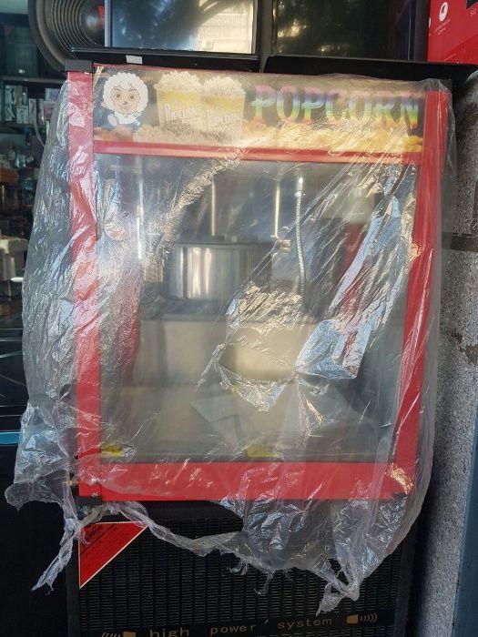 Maquina de fazer pipocas