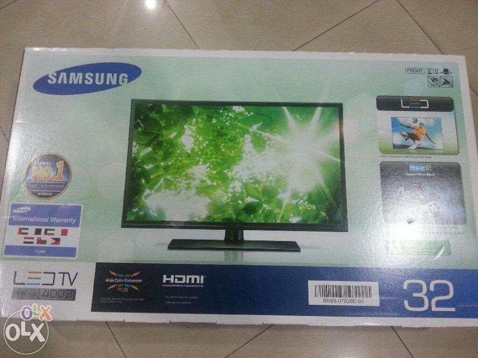 "Samsung Led 43"" Smart TV"", MU-7000 , novo na caixa, 1 ano de garanti"