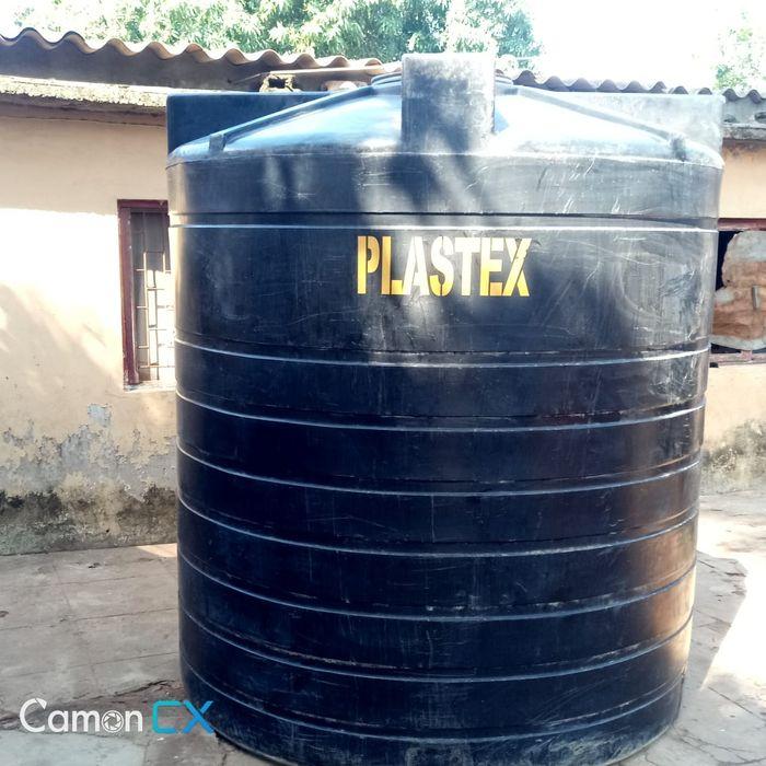 Água Potável Disponível