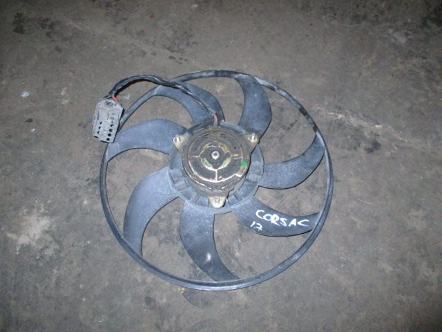 Ventilator racire motor apa Opel Corsa C Combo an 2000-2007 PROBAT