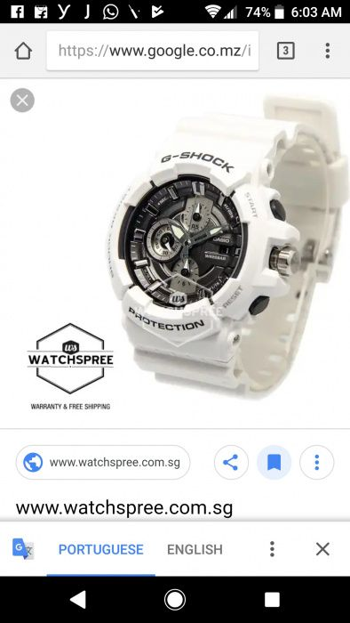 G shock original watch 5227 gac-100gw