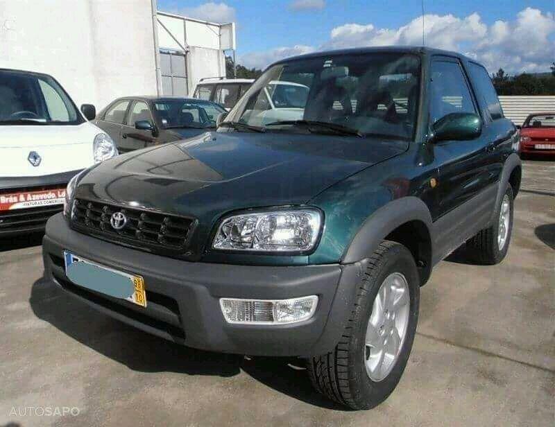 Toyota Rav4 Desportivo Ingombota - imagem 1
